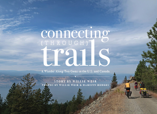 From the Magazine: Connecting Through Trails | Adventure Cycling