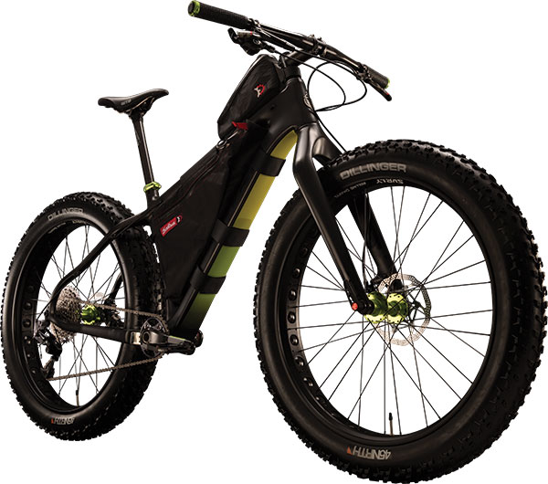 A Fatbike For Every Rider