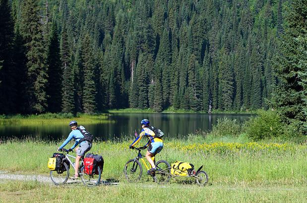 How To Mountain Bike Tour Adventure Cyclist Adventure