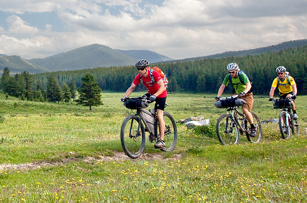 Ultralight Touring Adventure Cyclist Adventure Cycling