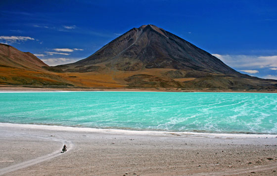 Photo of Bolivian waters
