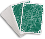 Adventure Cycling USBRS playing cards