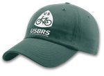 Adventure Cycling USBRS hat