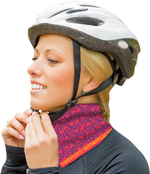 Adventure Cycling neck wrap