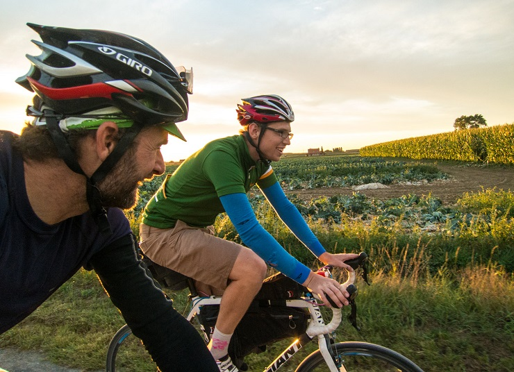 Adventure Cycling members receive exclusive discounts. Find out more!
