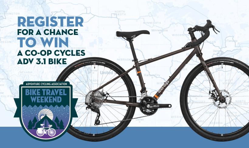 Enter to Win A Bike   Adventure Cycling Association