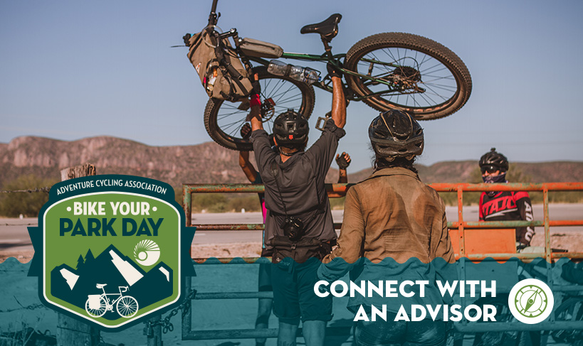 Connect with a Bike Your Park Day Advisor