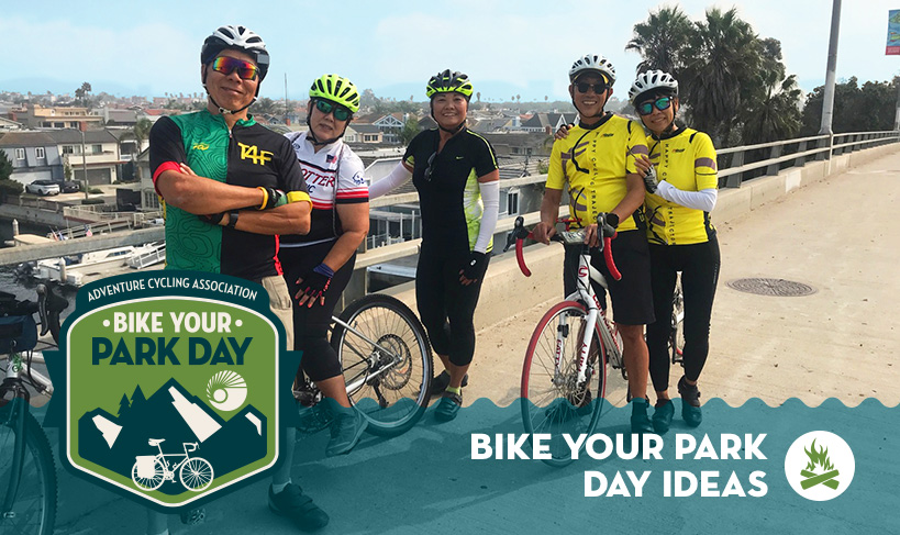 Bike Your Park Day Ideas