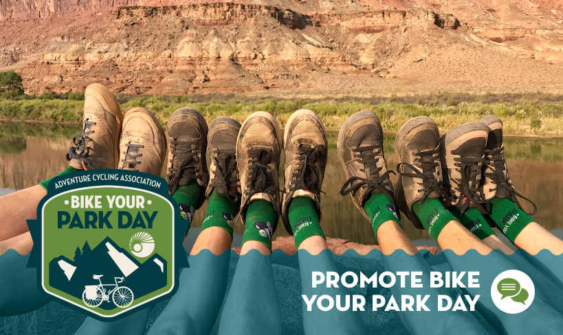 Promote Bike Your Park Day