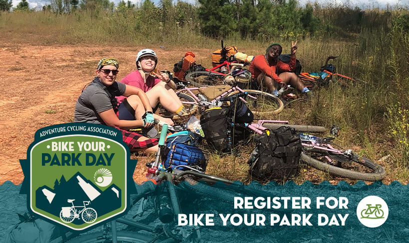 Register for Bike Your Park Day