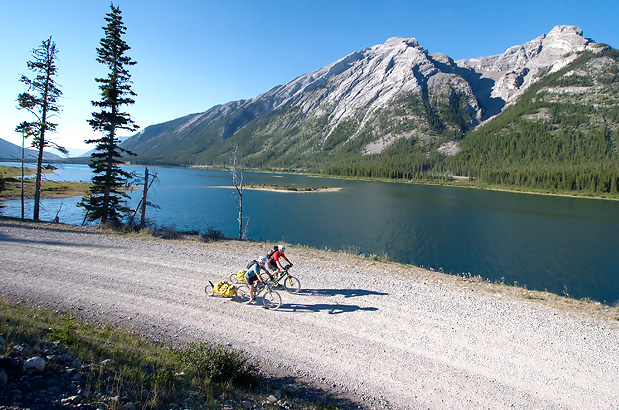 Great Divide Mountain Bike Route. ‹ › d50b6ce88