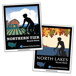 Northern Tier + North Lakes Map Set