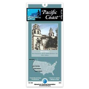 Pacific Coast Route Section 4