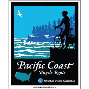 Pacific Coast Map Set