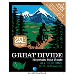 Great Divide + Canada Map Set