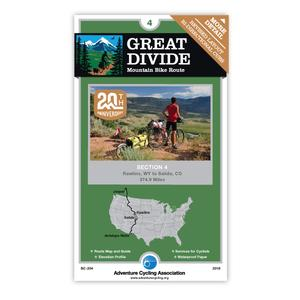 Great Divide Mountain Bike Route, Section 4