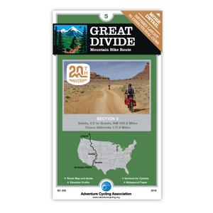 Great Divide Mountain Bike Route, Section 5