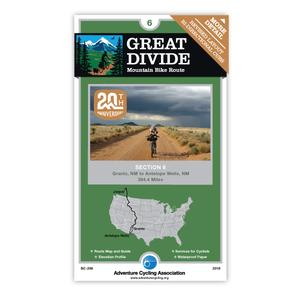 Great Divide Mountain Bike Route, Section 6