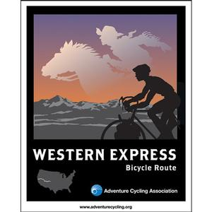 Western Express Map Set