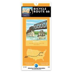 Bicycle Route 66 Section 1