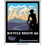 Bicycle Route 66 Map Set