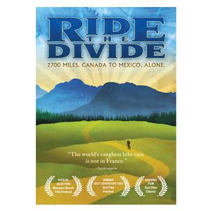 Ride the Divide DVD