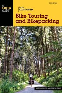 Bike Touring & Bikepacking book