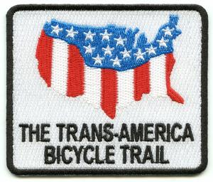 Adventure Cycling Association Patches