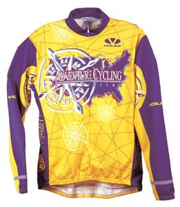 Adventure Cycling Association Long Sleeve Jersey (discontinued)