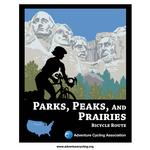 Parks, Peaks, and Prairies Map Set