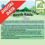 Green Mountains Loop GPX Data