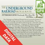 UR Pittsburgh Spur GPX Data