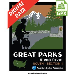 Great Parks South Section 1 GPX Data