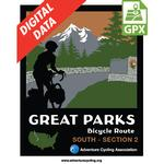 Great Parks South Section 2 GPX Data
