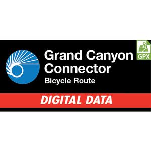 Grand Canyon Connector GPX Data