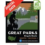 Great Parks North Section 1 GPX Data