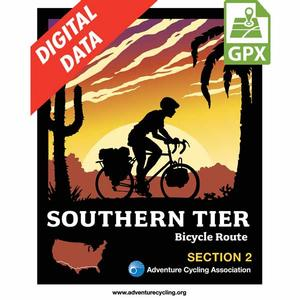 Southern Tier Section 2 GPX Data