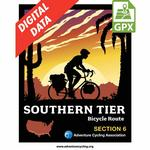Southern Tier Section 6 GPX Data