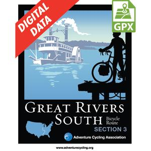 Great Rivers South Section 3 GPX Data