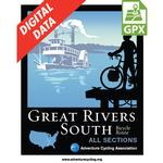Great Rivers South Map Set GPX Data