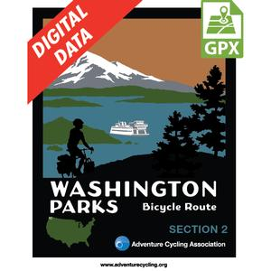 Washington Parks Route Section 2 GPX Data