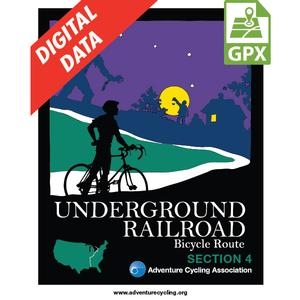 Underground Railroad Section 4 GPX Data