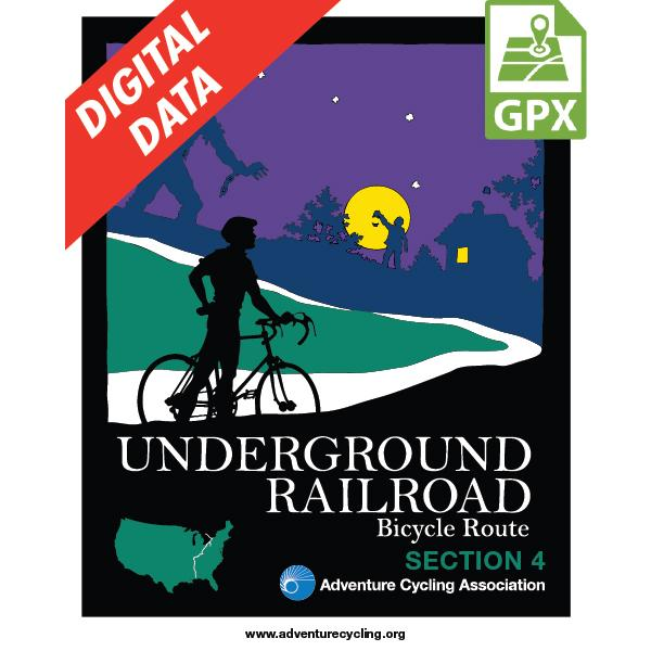 Adventure Cycling Association Underground Railroad Section 4