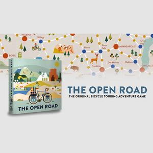 Open Road Games Board Game