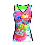 Floravelo Summer Splash Sleeveless Jersey