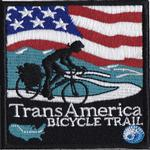 Adventure Cycling Association Route Patches