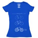 Clockwork Gears How to Draw a Bicycle T-Shirt