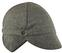 Walz Caps 4-Panel Ear Flap Wool Cycling Cap
