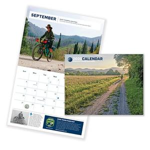 Adventure Cycling Association 2020 Calendar