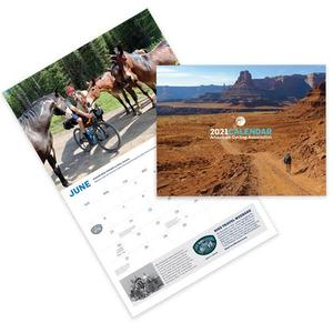 Adventure Cycling Association 2021 Calendar